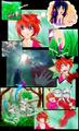Inuyasha x Rurouni Kenshin - anime fan art