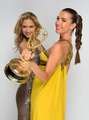 Jacqueline MacInnes Wood and Ashley Jones