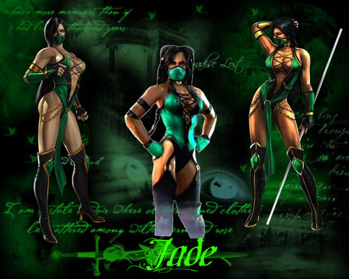 Mortal Kombat Jade Images Jade Fond Décran Hd Fond Décran And