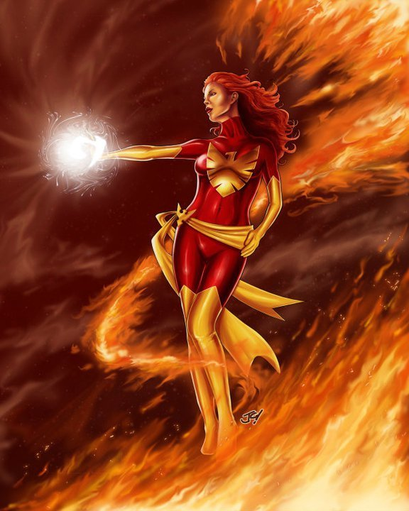 Jean Grey/Phoenix - X-Men Photo (22734926) - Fanpop