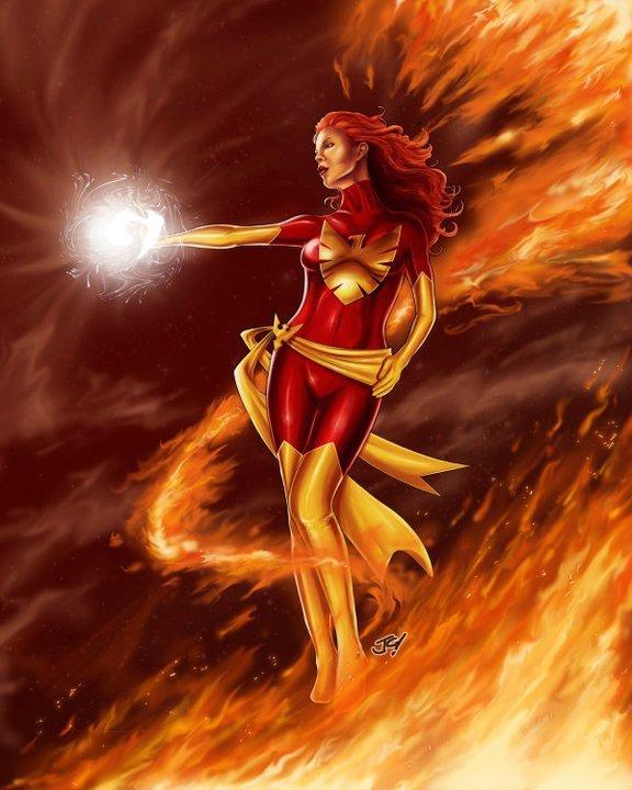 Jean Grey/Phoenix - X-Men Photo (22734926) - Fanpop