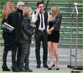 Jesse McCartney: Delphine Lunch ngày