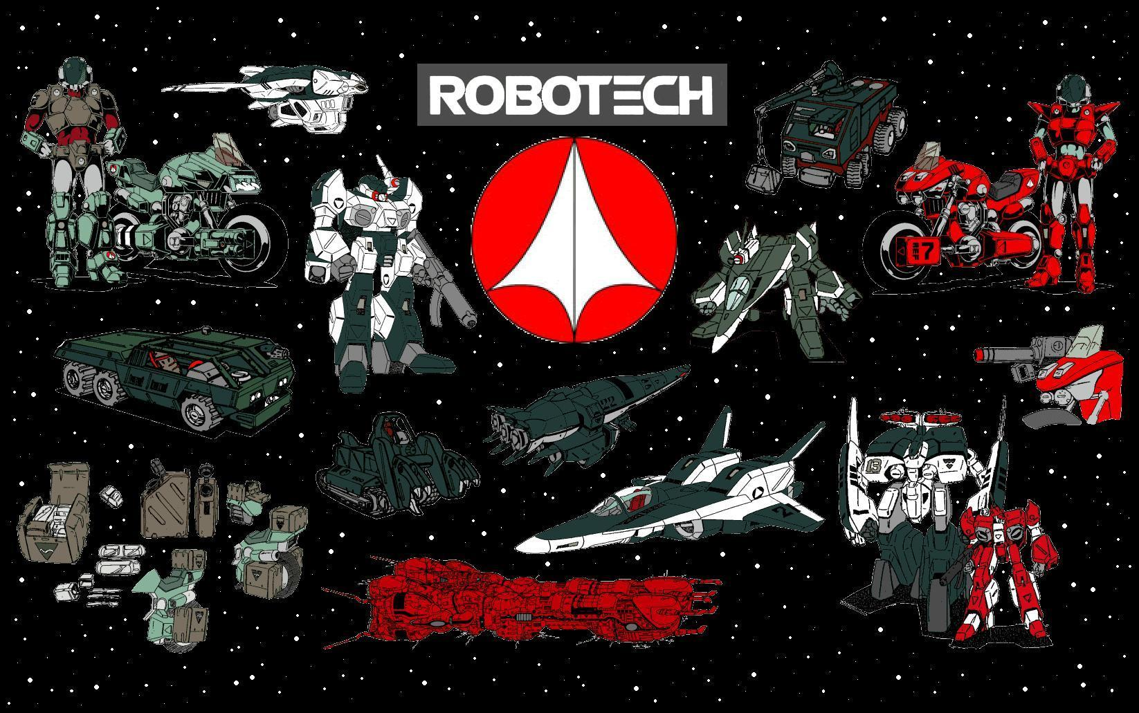 Make The Cut >> Join the REF: Play with AWESOME toys! - Robotech Fan Art ...