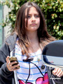 June 4th 2011 - MJ's Daughter Paris Leaves Acting Class [= <3 - michael-jackson photo