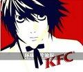 KFC L promotion