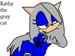 Kathy the gray cat - sonic-fan-characters-recolors-are-allowed icon