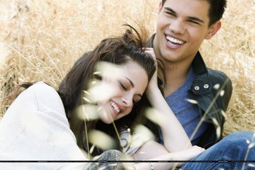 Kristen Stewart & Taylor Lautner images Kristen Stewart ...