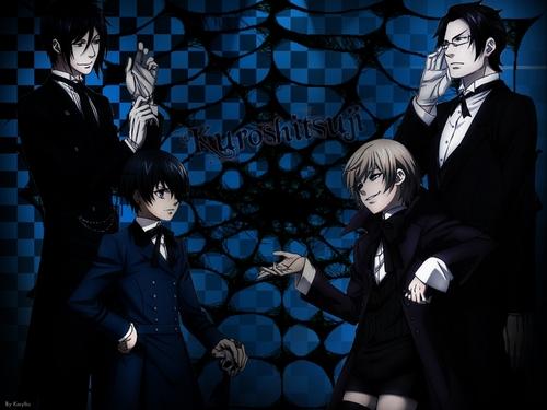 Black Butler - Il maggiordomo diabolico