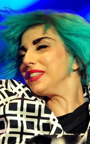 Lady Gaga 2011 Europride Performance