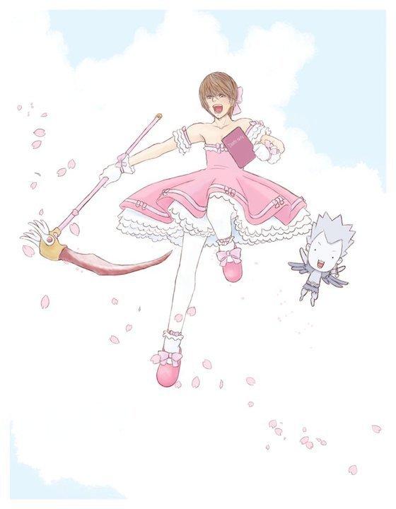 Light is the rosa, -de-rosa Princess