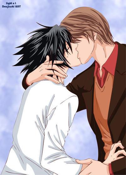 Light kisses l