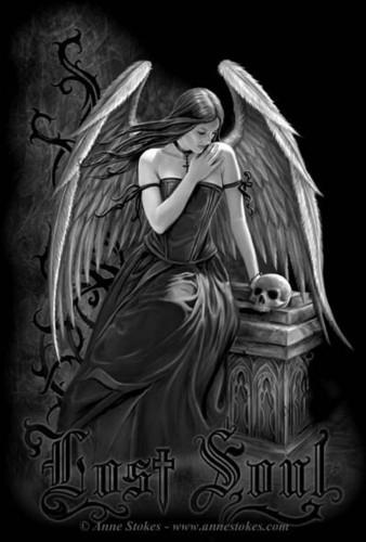 lost Soul Anne Stokes