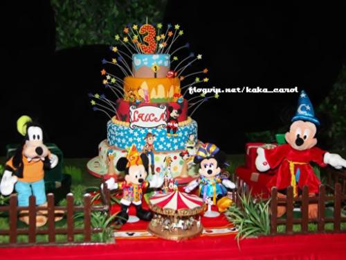 Birthday Cake Luca