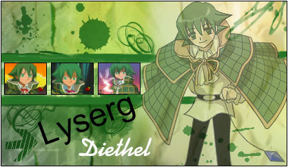 Shaman King wallpaper with anime entitled Lyserg Diethel