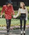 MJ & LMP [= <3 - michael-jackson photo
