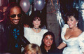 MJ with Friends & Fam - michael-jackson photo