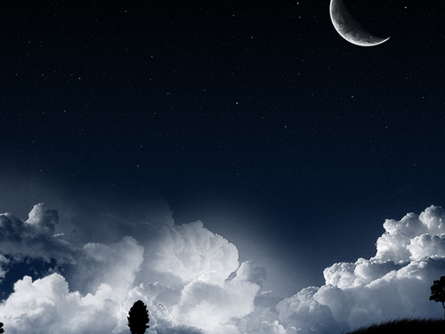 MOON - moon Wallpaper