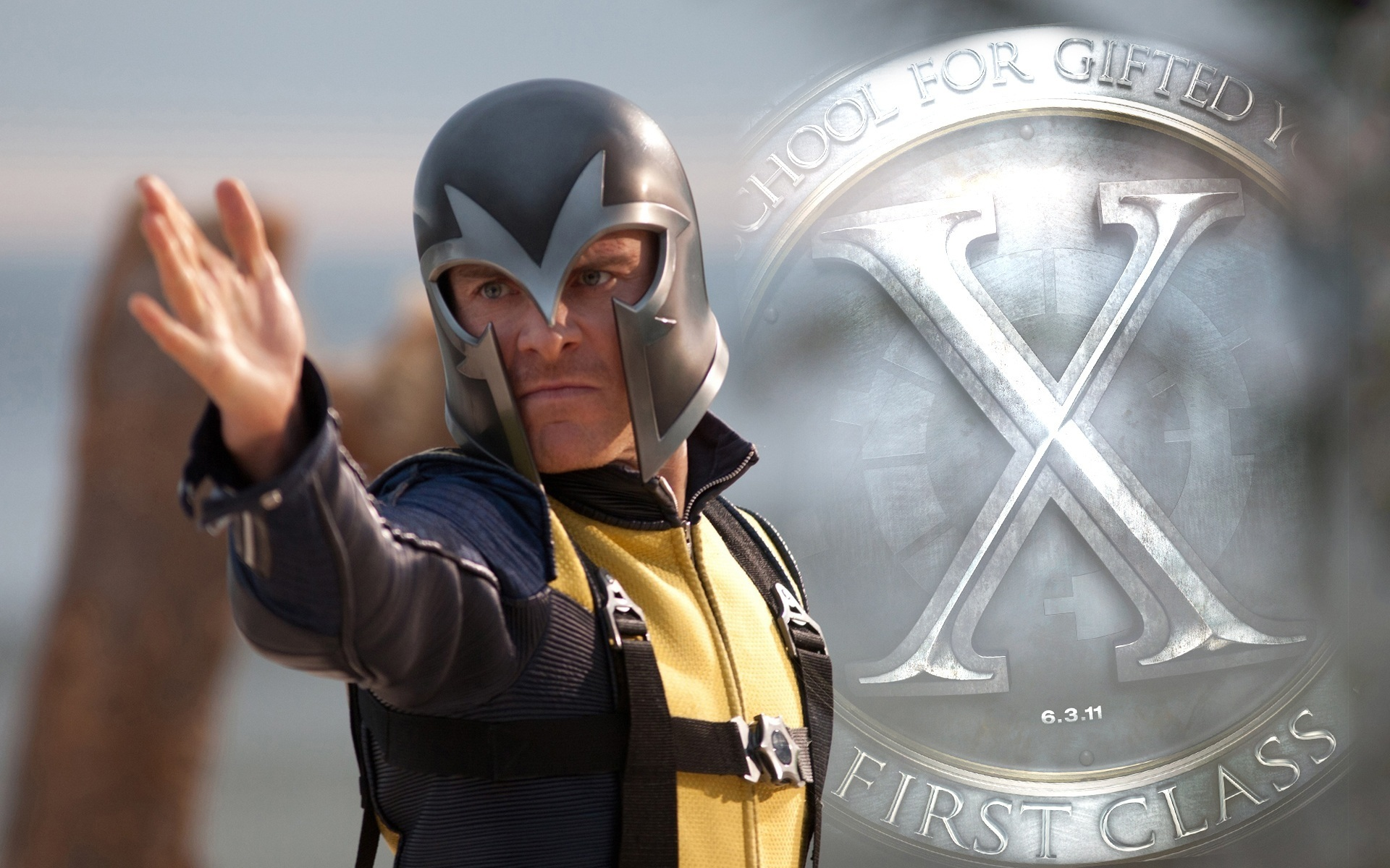 Magneto Wallpaper - X-Men: First Class Wallpaper (22778370 ...