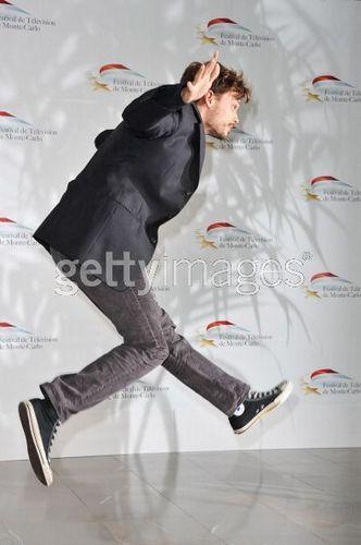 Matthew @ Monte Carlo TV Festival