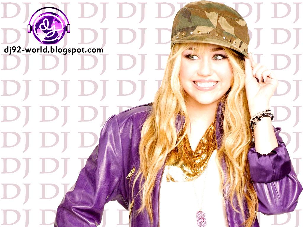 Miley Cyrus Hannah Montana id  BUZZERG