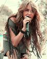 Miley Cyrus - hannah-montana-and-miley photo
