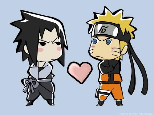 나루토 & Sasuke