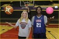 Nastia Liukin: ESPN RISE Girls Showcase Shoot-Out! - basketball photo