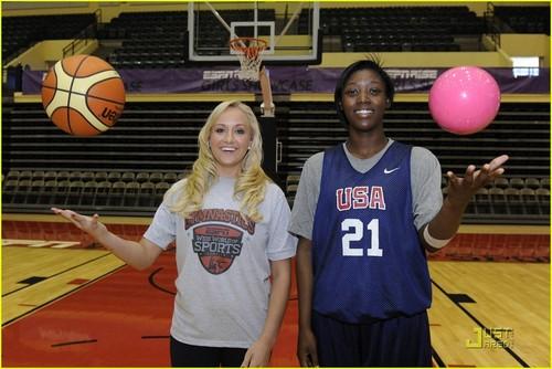 Nastia Liukin: ESPN RISE Girls Showcase Shoot-Out!