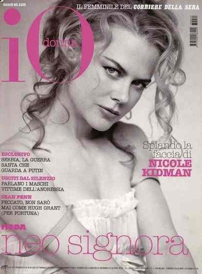Nicole - IO Donna - Nicole Kidman and Naomi Watts - Aussie