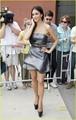 Nicole Scherzinger & Paula Abdul: X Factor in New Jersey
