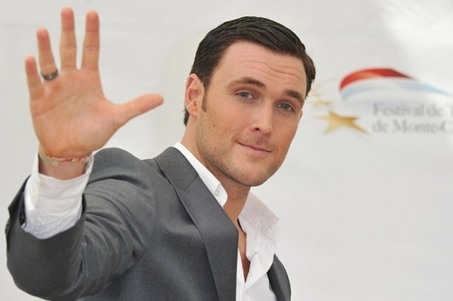 Owain Yeoman at the 51st Monte Carlo televisheni Festival