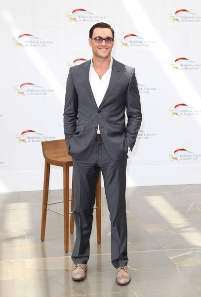 Owain Yeoman at the 51st Monte Carlo télévision Festival