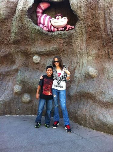 Paris at Disneyland