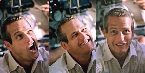 Paul Newman-making faces - paul-newman Fan Art