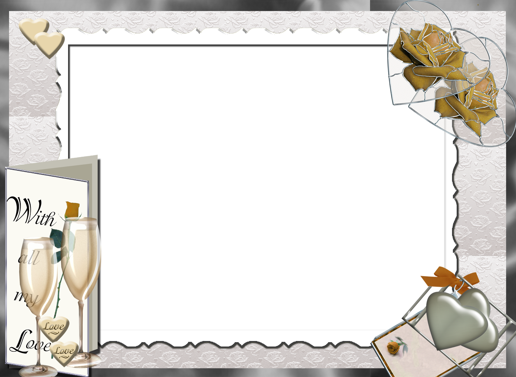 PNG Wedding Frames http://www.fanpop.com/clubs/photo-frames/images/22786115/title/photo-frame-photo