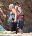 Pink & Carey Hart: First Photo With Willow Sage