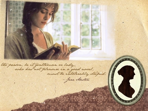 Pride and Prejudice wallpaper possibly with a sign titled Pride and Prejudice