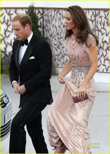 Prince William & Kate: ARK Gala Dinner!