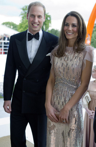 Prince William & Princess Kate