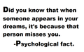 Psychological Fact! 100% Real ♥
