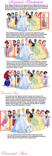 Rapunzel's Development