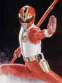 Red Dragon Thunder Ranger - mighty-morphin-power-rangers photo