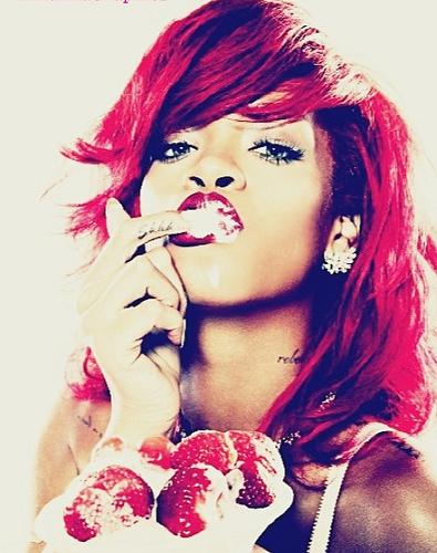 Rihanna fan Art ❤