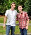 Scotty and Josh Turner