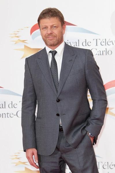 Sean Bean / Monte Carlo TV Festival 2011