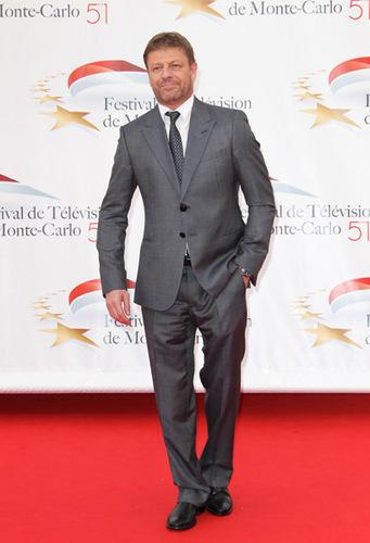 Sean boon / Monte Carlo TV Festival 2011