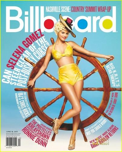 Selena - Magazines & Scans - Billboard 2011