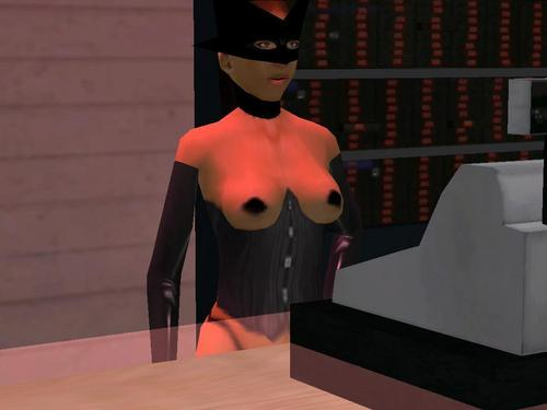 Sexy girl - gta-san-andreas Photo