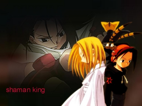 Shaman King wallpaper called Shaman King
