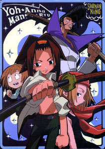 Shaman King karatasi la kupamba ukuta with anime called Shaman King